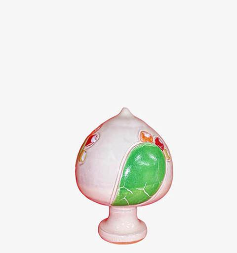 Pigna-Pumo in ceramica
